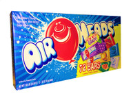 Air Heads Assorted Flavors 72 Bars Pack