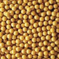 Pearl Beads Gold 12 LBS CASE