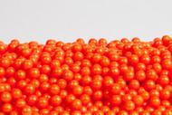 Pearl Beads Orange 2 LBS