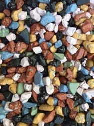 Milk Chocolate Rocks Regular Mix 30 LBS CASE