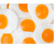 Gummi Fried Eggs 4.4 LBS