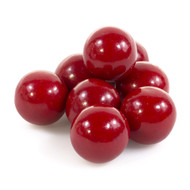 Gumballs Red 2 Pounds Bulk