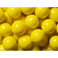 GumBalls Yellow 2 Pounds 120 pieces