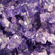 Rock Candy Purple on String 2.5 Lbs
