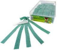 Dorval Green Apple Sour Power Candy Belts 150 pieces
