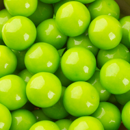 GumBalls Green Apple 2.5 Pounds Lbs 141 pieces