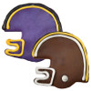 > Football Helmets - Choose Team Name & Colors!