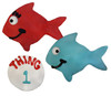 > Red Fish, Blue Fish, Thing 1 & Thing 2