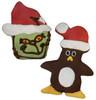 > Grinch & Happy Feet Penguin
