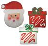 > Santa Face & Christmas Presents (small)
