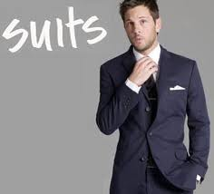 3 Piece Suits for Men l Dress Shirt l Mens Slim Suit - http://www