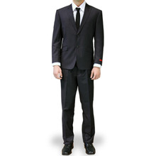 Dolce Vita Slim Fit Suit - Charcoal