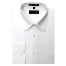 Amanti Classic Regular Fit Dress Shirt (28 Colors)