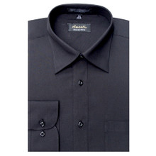 Amanti Black Color Dress Shirt