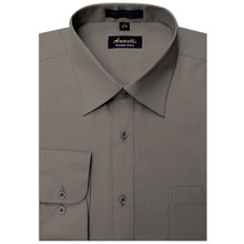 Amanti Charcoal Color Dress Shirt