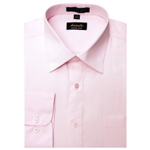 Amanti Pink Color Dress Shirt