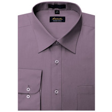 Amanti Dusty Violet Color Dress Shirt