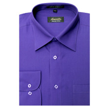 Amanti Purple Color Dress Shirt