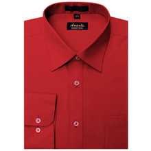 Amanti Red Color Dress Shirt