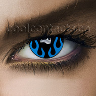 Blue Blazer  Contact Lenses