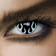 Black Blazer  Contact Lenses