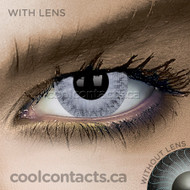 Smoke Contact Lenses