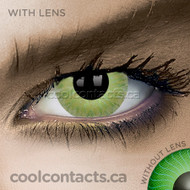 Desert Brown Contact Lenses