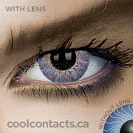 Flare Contact Lenses