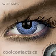 Ocean Blue Contact Lenses