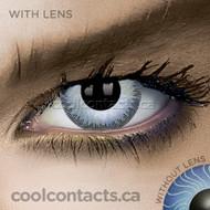 Soft Green Contact Lenses
