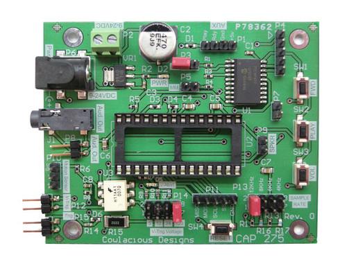 Cowlacious Audio Player Board