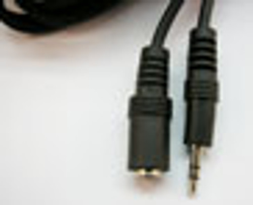 3.5mm Stereo Audio Extension Cable, 100 foot