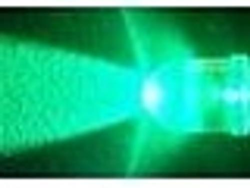 LED, UB Green 10mm