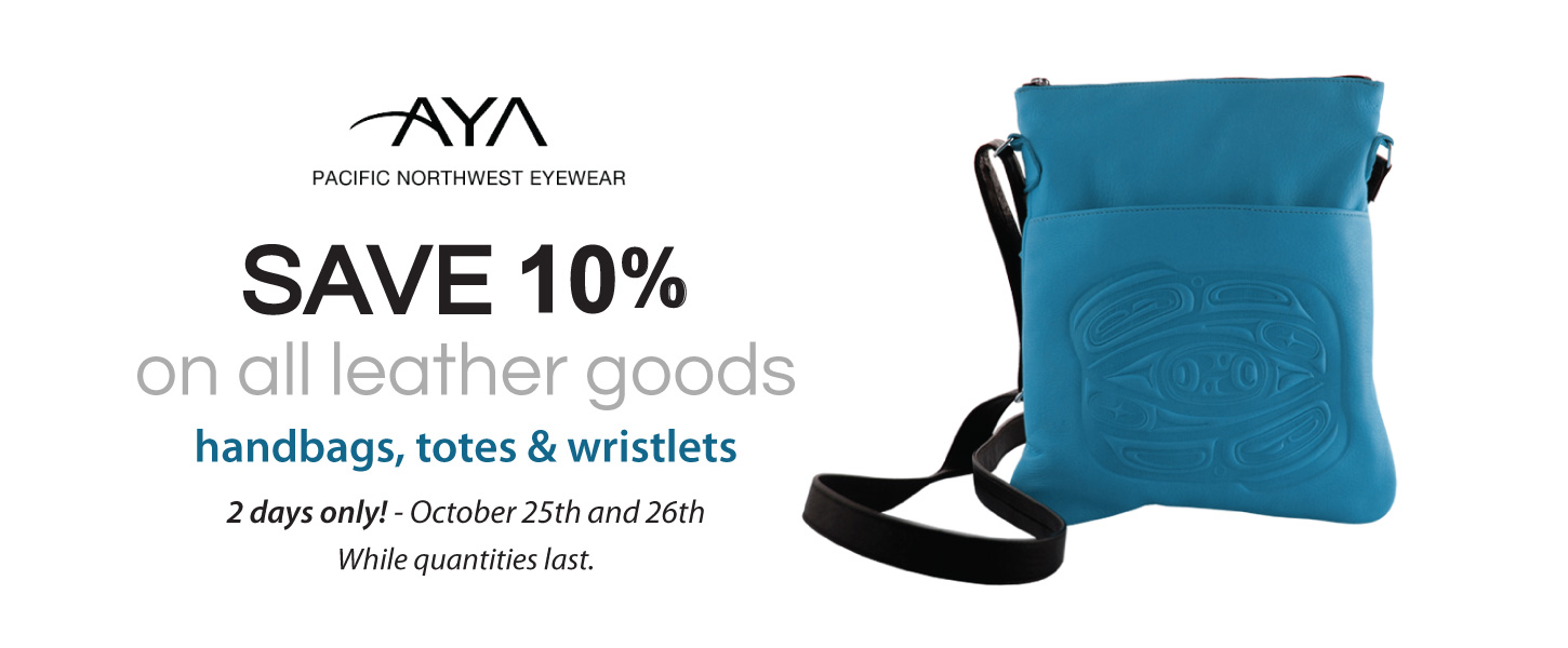 10% off Leather Goods