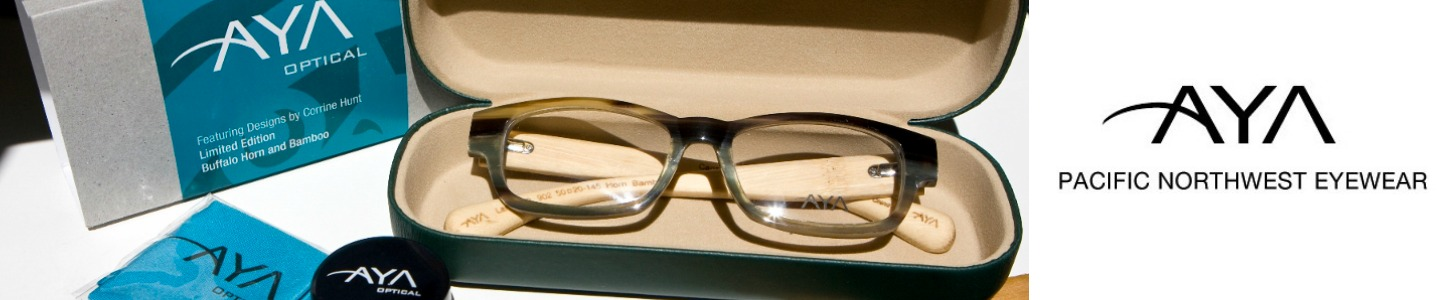 Langham Optical Frame - Buffalo Horn and Bamboo