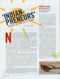 Native Peoples Magazine
