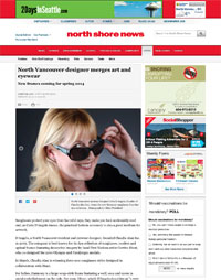 North Shore News, February 2014