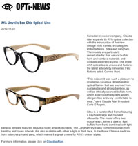 Opti-News Nov 2012