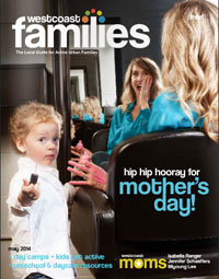 Westcoast Families May 2014