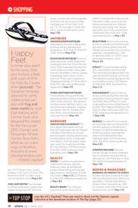 Where Magazine April 2012