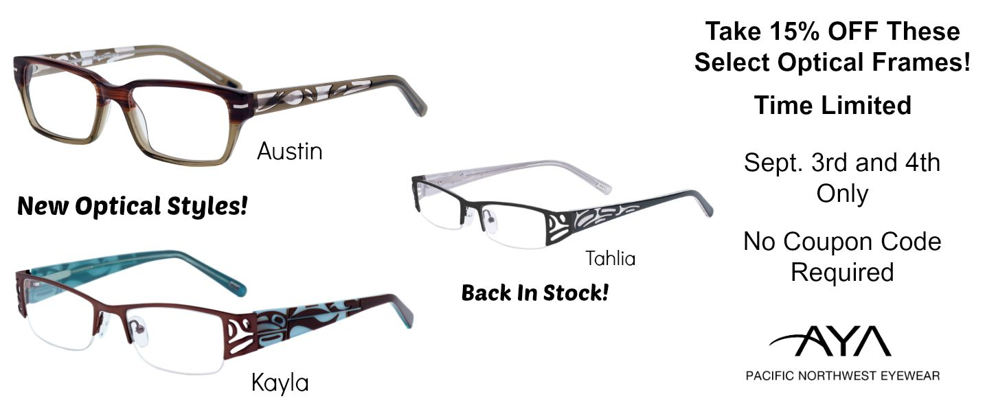 Select Optical on Sale