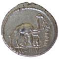 Aristobulus Judea Capta Denarius