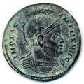 Licinius I Follis, Aquileia mint