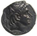 Seleuces II Interregnum AE