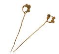 Pair of Ancient Roman Gold Pins