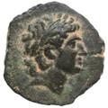 Akko AE, Antiochos IV? AE
