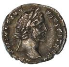 Antoninus Pius AR Denarius