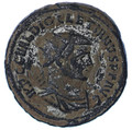 Diocletian Silvered Antoninianus