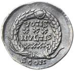 Constantius II AR Siliqua