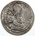 Hormizd II AR drachm